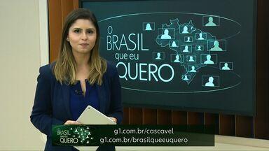 Participe da campanha Brasil Que Eu Quero - Saiba como enviar o seu vídeo.