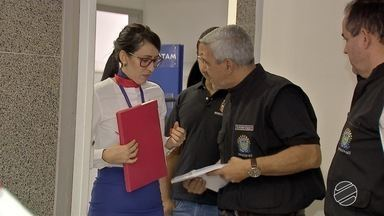 Companhia aérea operava com alvará vencido há mais de um ano em Campo Grande - Segundo o superintendente do Procon/MS, Marcelo Salomão, essa foi uma ação feita no Brasil inteiro para apurar denúncias de abusos contra o consumidor.