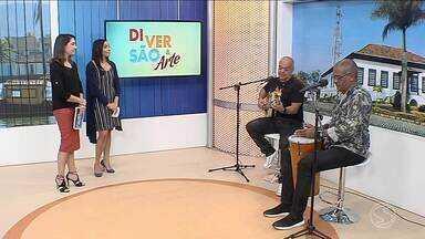 Julinho Marassi e Gutemberg participam do Diversão e Arte - parte II - Dupla vai se apresentar no sábado (28), na Festa Tradicional de São Cristóvão, em Mendes.