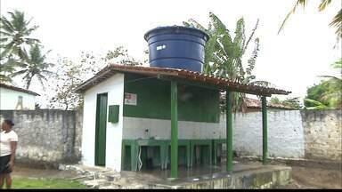 Lavanderia comunitária de Santa Rita recebe caixa d'água - A equipe do Calendário acompanhou a luta das lavadeiras na reivindicação por uma caixa d'água.