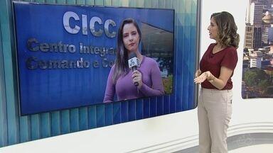 Durante coletiva, polícia apresenta suspeitos de participação em homicídios em Manaus - Polícia segue investigando outros casos.