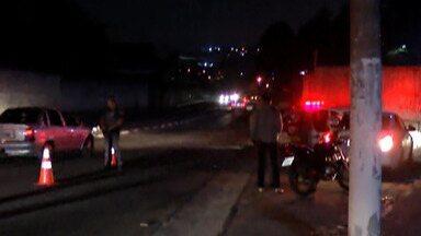 Polícia Militar realiza a operação 'Força Total' em Ferraz de Vasconcelos - A ação é em vários pontos da cidade.