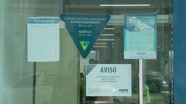 Assaltantes rendem família de gerente e roubam agência bancária no Centro de Cabo Verde - Assaltantes rendem família de gerente e roubam agência bancária no Centro de Cabo Verde, MG