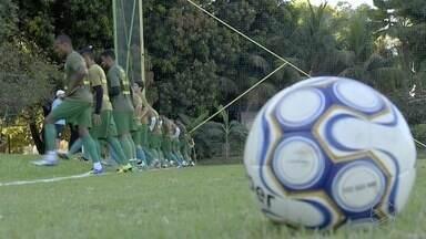 Luverdense e Cuiabá se preparam para mais uma rodada da Série C - Luverdense e Cuiabá se preparam para mais uma rodada da Série C.