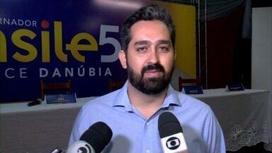 PSOL oficializa nome para concorrer o governo de Alagoas nas Eleições de 2018 - Basile Cristópoulos foi apresentado durante convenção do partido.