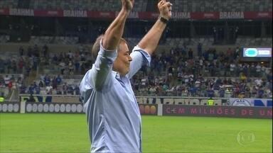 São Paulo vence o Cruzeiro fora de casa - São Paulo vence o Cruzeiro fora de casa