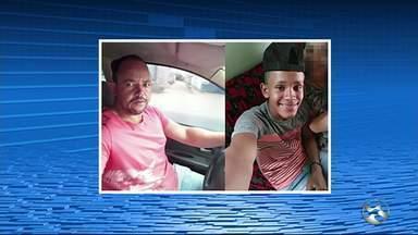 Corpos de homem e adolescente são encontrados mortos dentro de carro com marcas de tiros - Vítimas estavam desaparecidas desde a sexta-feira (27). Caso foi em São Bento do Una.