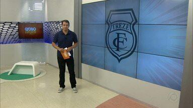 Veja a Íntegra do Globo Esporte PB, com Kako Marques - Confira os principais destaques do esporte paraibano desta segunda-feira