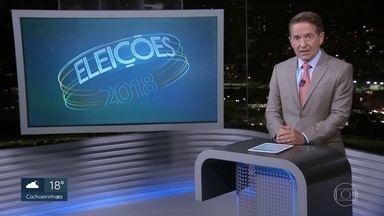 PCdoB oficializa apoio à candidatura de Luiz Marinho, do PT, ao governo do estado - Convenção do partido foi no domingo. PCdoB vai lançar três candidatos a deputado federal e oito a deputado estadual.