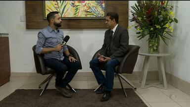 Ministro de Meio Ambiente fala sobre revitalização do rio São Francisco - Edson Duarte está na região