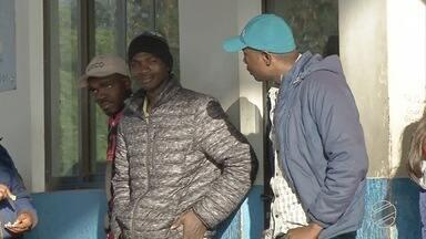 Haitianos em Corumbá tem um pouco mais de tempo para tentar legalização - A cidade virou rota de entrada para imigrantes.
