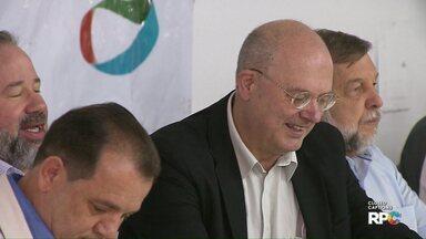 Rede sustentabilidade define nome de candidato ao Governo do Paraná - Jorge Bernardi é o candidato pelo partido.