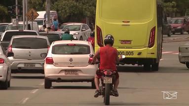 Motociclistas lideram casos de morte no trânsito durante o trabalho no MA - Entre os anos de 2007 e 2016, levantamento do Ministério da Saúde apontou 117 óbitos dos trabalhadores em motos, que representa 23% dentre todos os acidentes no período.