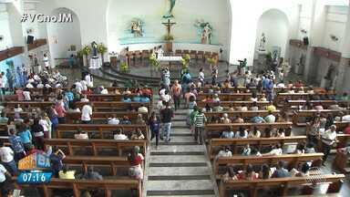 Devotos iniciam celebrações pelo dia de Irmã Dulce, celebrado em 13 de agosto - O novenário acontece no santuário da Bem Aventurada Dulce dos Pobres.