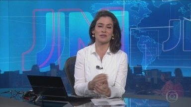 Jornal Nacional, Íntegra 06/08/2018 - As principais notícias do Brasil e do mundo, com apresentação de William Bonner e Renata Vasconcellos.