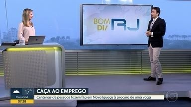 7a3609f295d25 VÍDEOS  Bom Dia Rio desta terça-feira, 7 de agosto