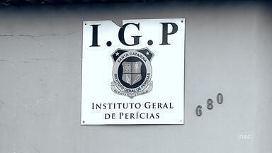 IGPs de Porto União e Concórdia atuam sem presença de perito criminal - IGPs de Porto União e Concórdia atuam sem presença de perito criminal
