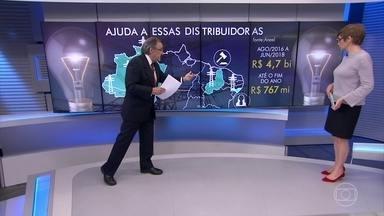 Carlos Alberto Sardenberg comenta o rombo nas contas do setor elétrico - Aneel propõe que consumidor cubra o déficit de R$ 1,4 bilhão.