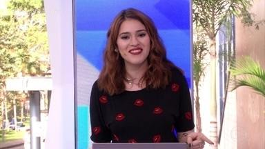 Giro da Ana: Bruna Marquezine 'quebra a internet' com fotos de suas férias na Grécia - Preta Gil posta foto de recém nascida para comemorar aniversário