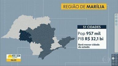 Desafios do futuro governador: as carências da região de Marília - Série especial do BDSP mostra o que tem pra ser feito em várias regiões do estado de SP.