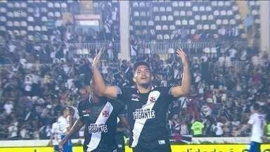 Vasco conta com o apoio da torcida para bater a LDU e avançar na Sul-Americana - Vasco conta com o apoio da torcida para bater a LDU e avançar na Sul-Americana
