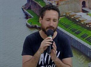 Cantor gospel Leonardo Gonçalves se apresenta em Belém nesta quinta - Cantor dá entrevista ao JL1