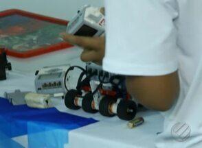 Feira de ciência, tecnologia e inovação é realizada em Belém - Evento ocorre no Hangar.