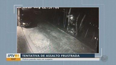 Terceiro suspeito de tentativa de assalto é preso em Santa Rita do Sapucaí (MG) - Terceiro suspeito de tentativa de assalto é preso em Santa Rita do Sapucaí (MG)
