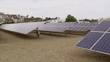 Placas fotovoltaicas são instaladas em escolas mineiras - Projeto Usina Escola gera economia financeira de forma sustentável.