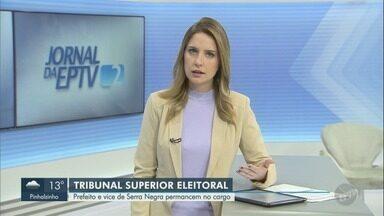 TSE nega recurso de coligação e mantém prefeito de Serra Negra no cargo - Caso veio à tona em dezembro de 2016 e cidade não terá novas eleições.