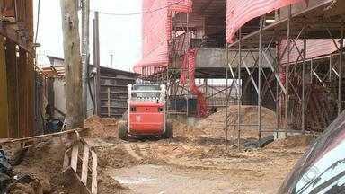 Construção civil mostra sinais de recuperação e volta a contratar no RS - Assista ao vídeo.
