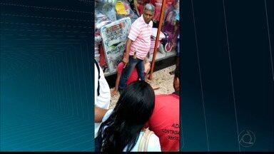 JPB2JP: Policial evita que homem acusado de roubo seja linchado em João Pessoa - Tentou roubar vendedor ambulante.