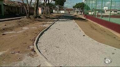 Área abandonada é transformada em local de lazer em Garanhuns - Ação foi do projeto Love Fútbol.