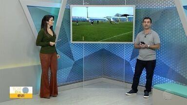 Futsal de Dracena joga em casa nesta sexta-feira - Veja as novidades do esporte regional com Paulo Taroco.