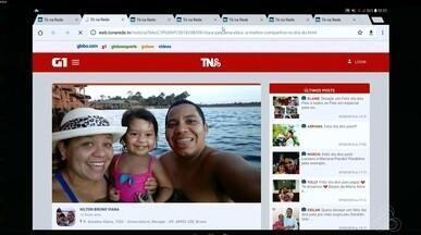 Tô na Rede: domingo (12) é dia dos pais, muita gente se prepara nas homenagens, no AP - Internautas registram pelo aplicativo da Rede Amazônica mensagens de carinho dos filhos para os pais