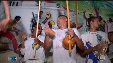 Capoeira é tradição entre os piauienses - Capoeira é tradição entre os piauienses