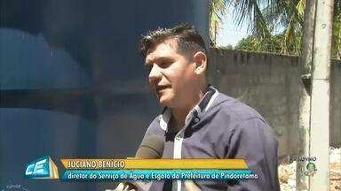 Abastecimento de água irregular preocupa moradores de Pindoretama - Saiba mais em g1.com.br/ce