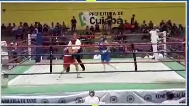 Pugilista Elizângela Durães conquista a medalha de bronze no Campeonato Brasileiro - A pugilista de Mogi das Cruzes enfrentou a baiana Beatriz Ferreira nesta quinta-feira, mas apesar dos esforços de Elizângela, os juízes deram a vitória para a atleta da Bahia.