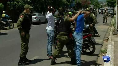 Polícia Militar realiza operações diárias em ponto estratégicos de Santarém - Ações refletem diretamente nos indicadores da segurança pública na cidade.