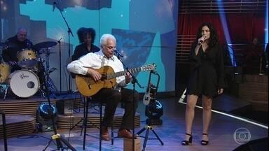 Paulinho e Beatriz Rabello cantam 'Bloco do Amor' - Confira o sucesso de Paulinho com sua filha Beatriz