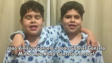 Telespectadores do Paraná Tv fazem homenagem aos pais - Eles enviaram vídeos para a gente respondendo: Por que seu pai é o cara!?