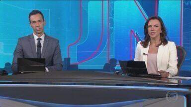 Jornal Nacional, Íntegra 11/08/2018 - As principais notícias do Brasil e do mundo, com apresentação de William Bonner e Renata Vasconcellos.