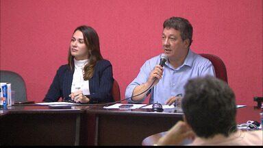 Interventor da CBF dá a primeira entrevista após sua chegada na FPF - Interventor mantém eleição para a dia 7 de setembro.
