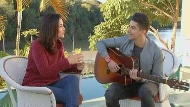 Sorocabano é destaque no The Voice Brasil - A fase de duelos do The Voice Brasil começa nesta terça-feira (14) e o sorocabano Renan Valentti é destaque na competição.