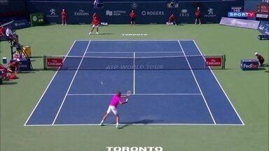 Masters 1000 - Toronto - Nadal x Tsitsipas - Final