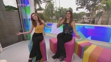 Vídeo Show - Programa de Quarta-feira, 15/08/2018, na íntegra - O programa mostra os bastidores da televisão brasileira.
