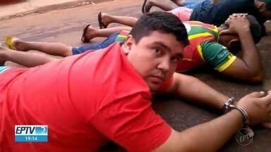 Suspeito de assassinato conta como matou ex-namorada em Palmas, TO - Patrícia Aline dos Santos, de Serrana (SP), foi achada morta em matagal na quinta-feira (9).