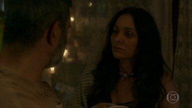 Monaliza acha que Teófilo é uns dos congelados - Marino acha que deve avisar ao Samuel