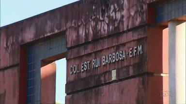 Tribunal de Contas encontra irregularidades em mais um Escola Pública do Paraná - Segundo o Tribunal de Contas, governo pagou pela obra que não foi concluída.