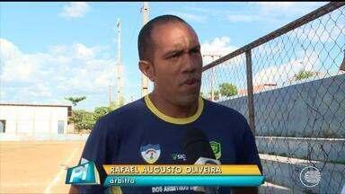 Jogo de futebol termina em tiros na Zona Sul de Teresina - Jogo de futebol termina em tiros na Zona Sul de Teresina